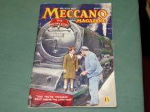 MECCANO MAGAZINE 1958 July Vol XLIII No.7